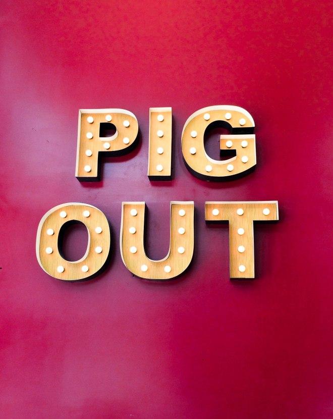 Pig Out at Lardo in Portland